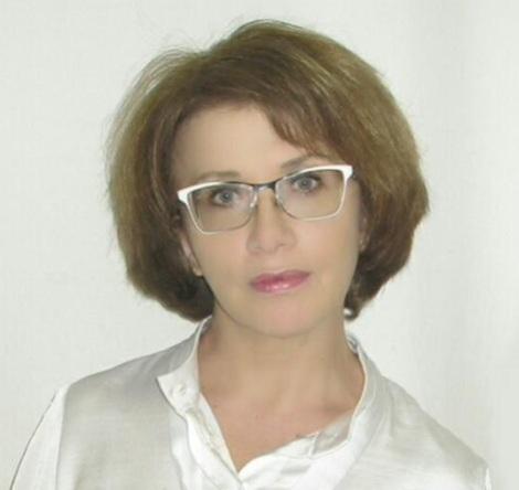 Оксана Кравец