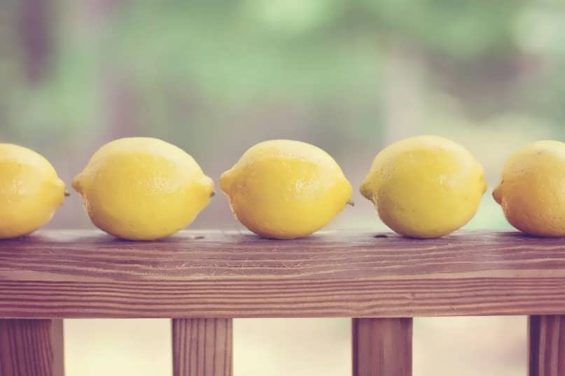 хорошие лимоны
